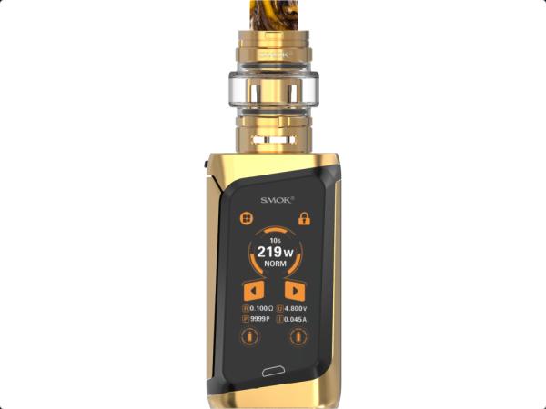 Smok Morph 219 E-Zigaretten Set Gold-Black
