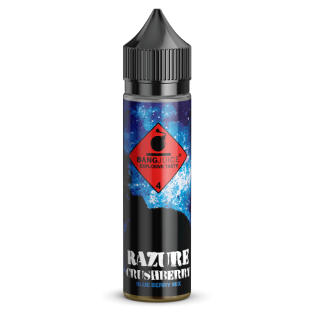 Bang Juice - Razure Crushberry Aromashot