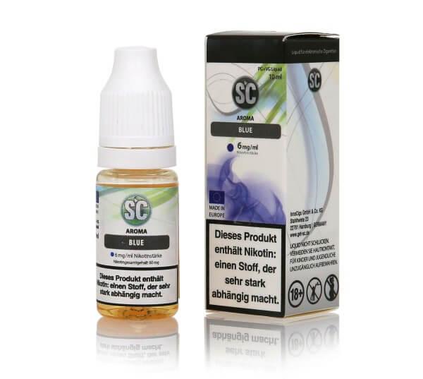 SC Blue E-Zigaretten Liquid