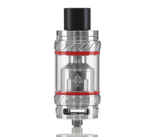 Steamax TFV12 Clearomizer Set Silber