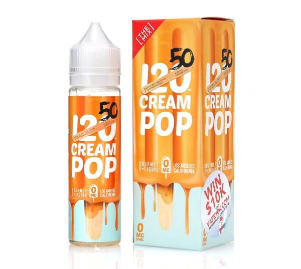 Mad Hatter Cream Pop DIY Liquid 50ml