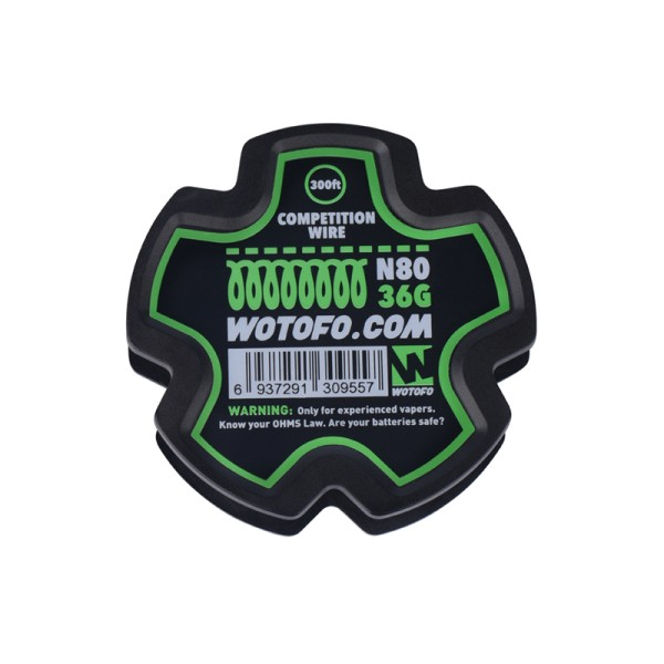 Wotofo NI80 Competition Draht 36G/300ft