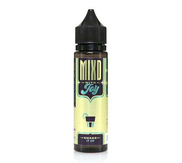 Shoreditch MIXD with Joy E-Zigaretten DIY Liquid