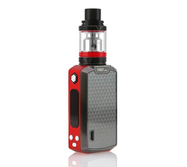 Vaporesso (Vapanion) Tarot Nano E-Zigaretten Kit Rot
