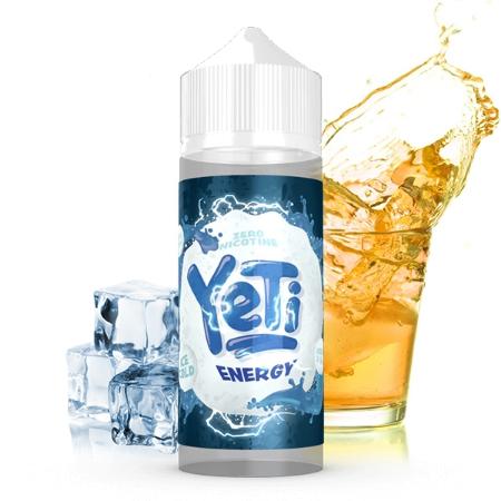 Yeti Energy 100ml Liquid