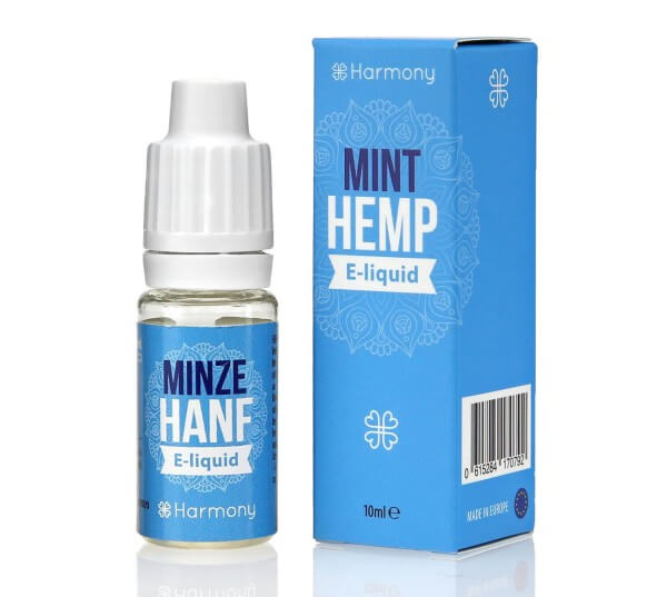 Harmony Mint Hemp CBD Liquid