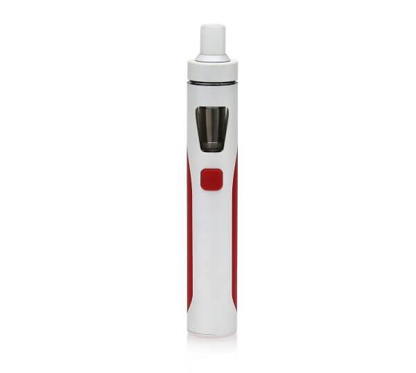 InnoCigs eGo AIO E-Zigarette Starterset rot-weiß