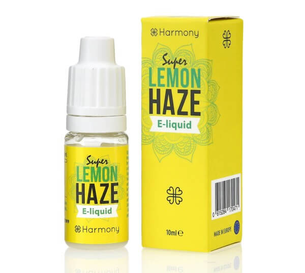 Harmony Super Lemon Haze CBD Liquid