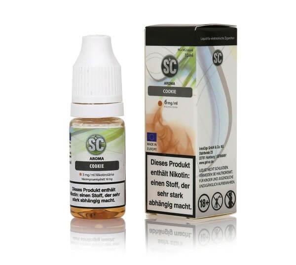 SC Cookie E-Zigaretten Liquid