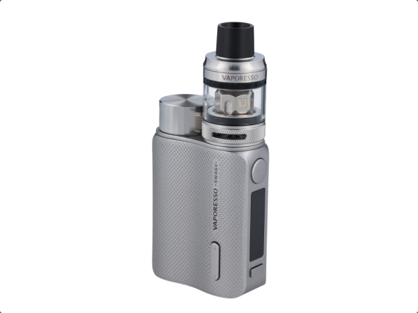 Vaporesso Swag 2 Kit E-Zigarette Silver