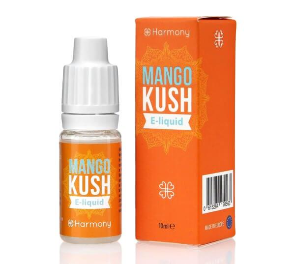 Harmony Mango Kush CBD Liquid