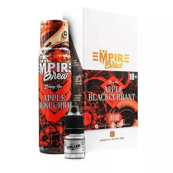 Empire Brew Apple Blackcurrant 50 ml DIY Liquid